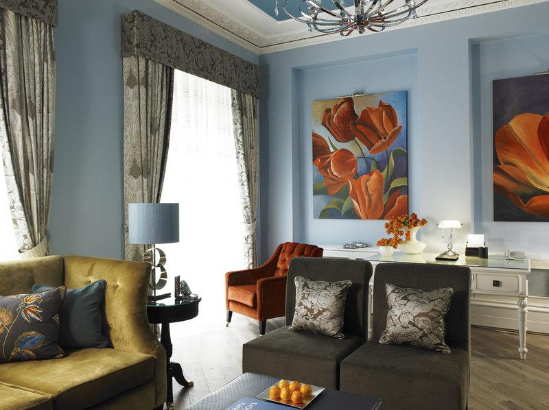Jubilee Suite Sitting Room