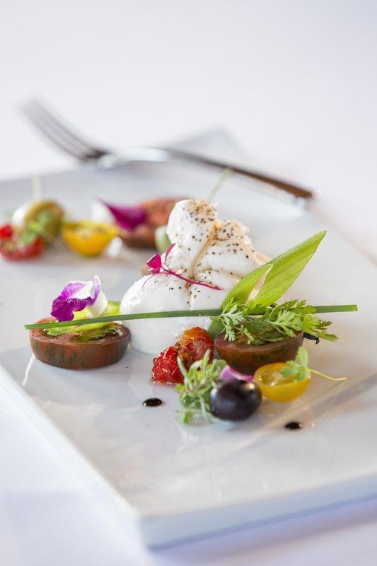 Gastronomy using local produce