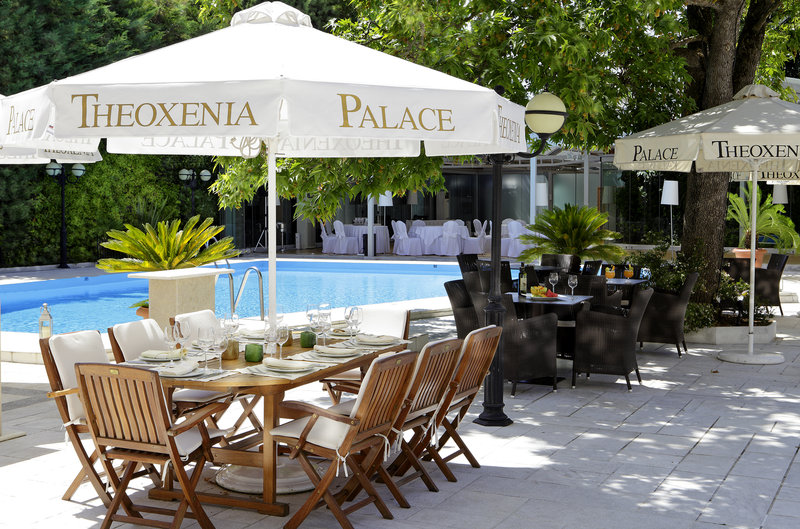 Theoxenia Palace - Pool Lunch