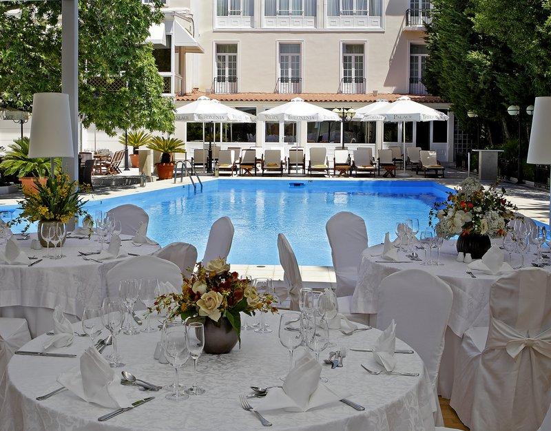 Theoxenia - Banquet Setup