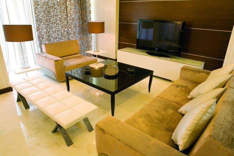 Royal Park Suite Living room