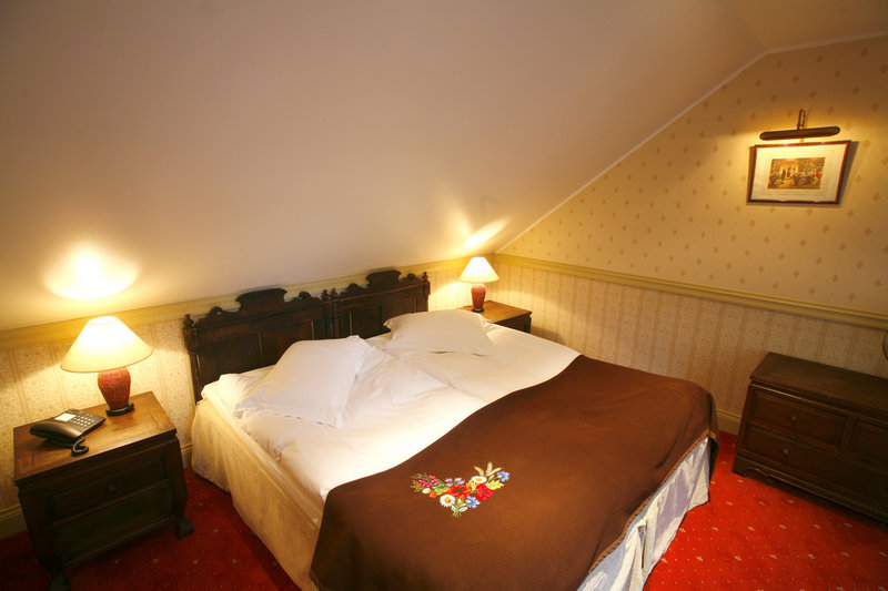 Double room in the Carriage House