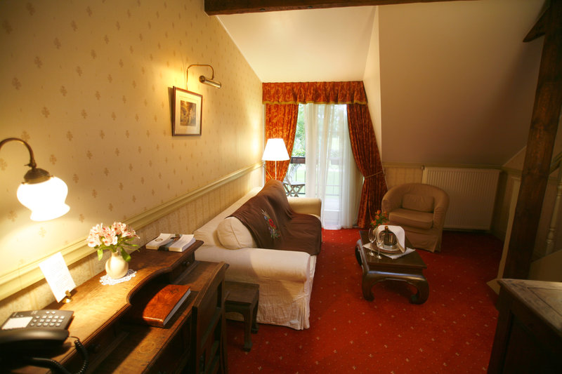 Junior Suite in the Carriage House