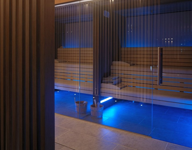 Soft and Hot Saunas