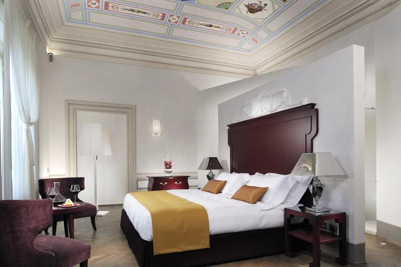 Main villa - Junior Suite