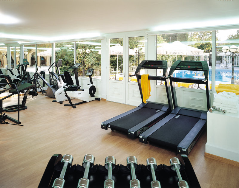 Theoxenia Palace - Private Gym