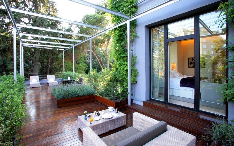 ABaC Suite terrace