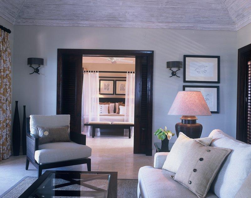 Tree Top Suite  Living Room