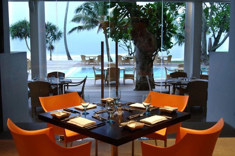 Unforgettable views at White Restaurant
