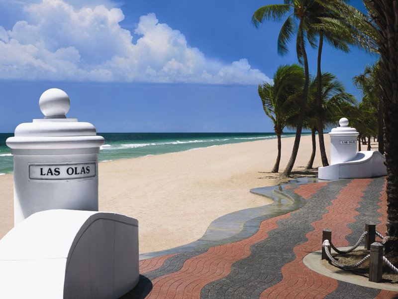 Central Fort Lauderdale Beach
