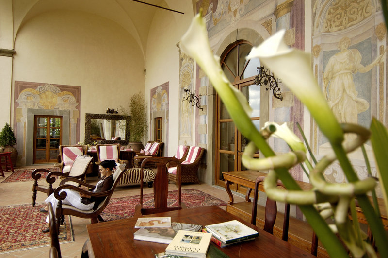 Loggia by Day