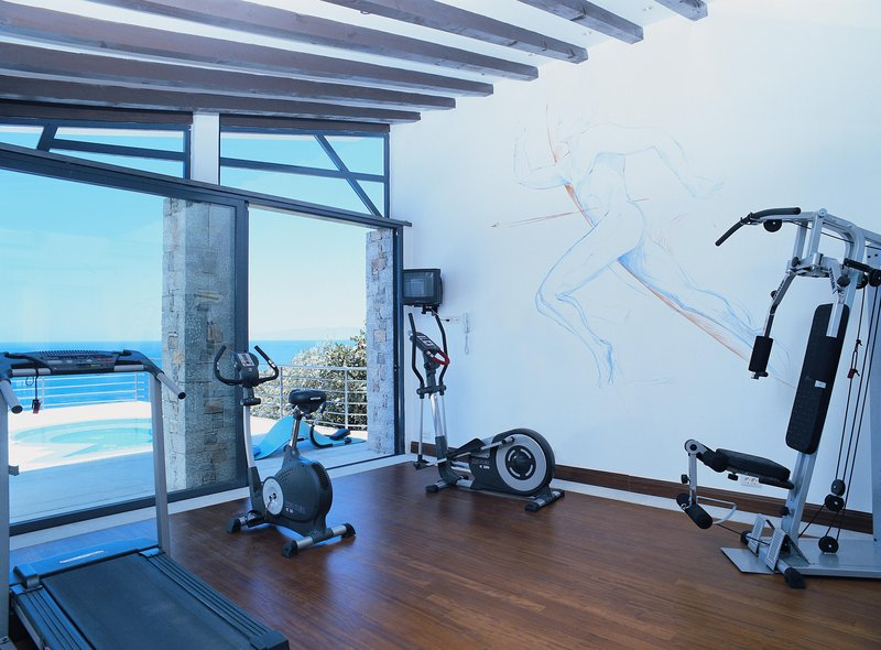 Gym at the Elixir Spa Gallery