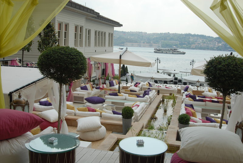 Bosphorus View from Le Lounge
