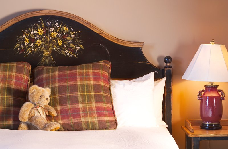 King Room with Teddy Bear