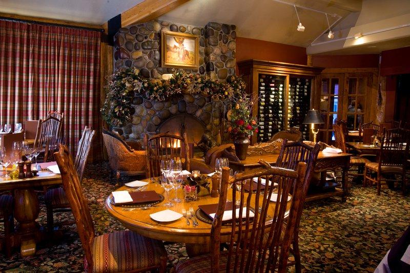 Wild Sage Dining Room