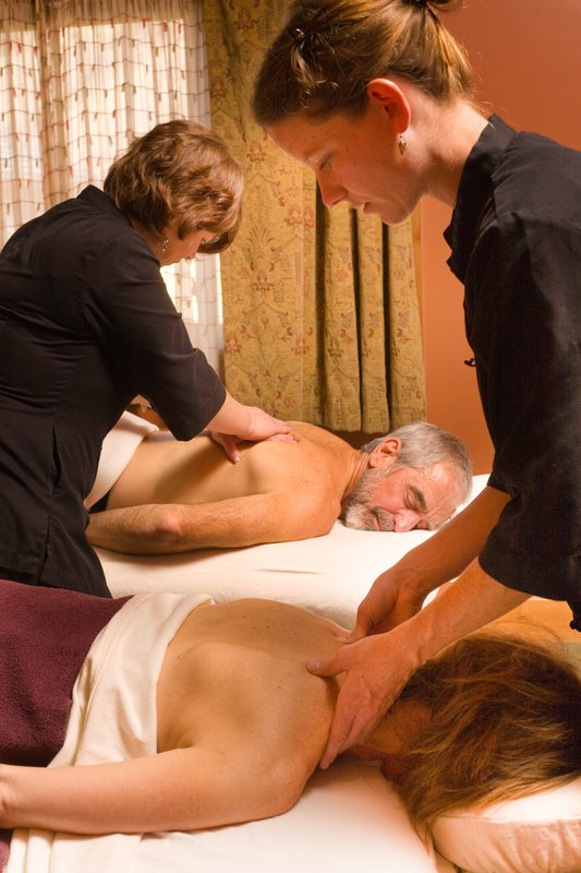 Body Sage Double Massage Treatment