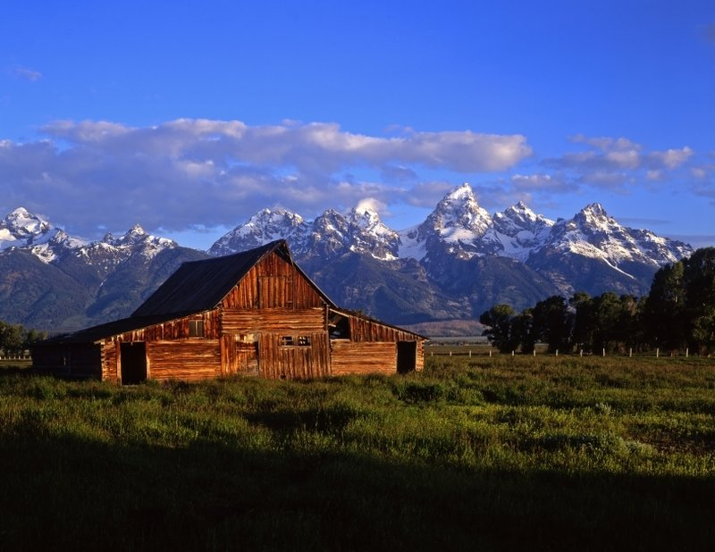 Moultin Barn - Grand Tetons