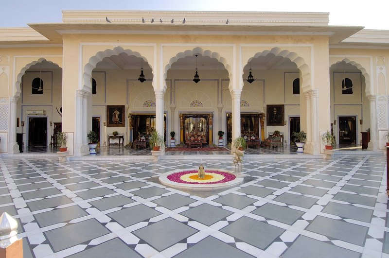 A heritage palace