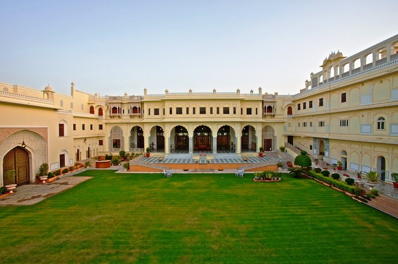 A former Maharaja's palace built in 1727