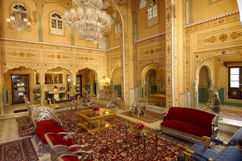 Durbar Mahal Suite
