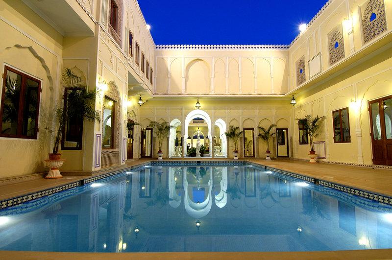 Luxurious facilities