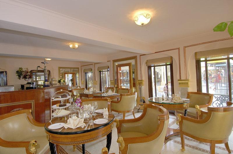 The Royal Lounge Coffee Shop