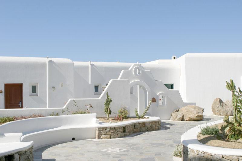 Mykonos Grand Exterior