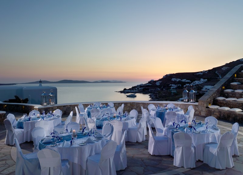 Exclusive Amphitheater Gala Dinner Experience