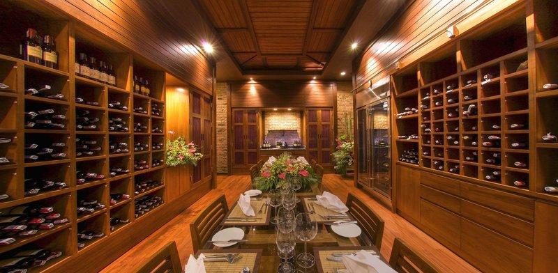 The Banyan Tree wine Cellar