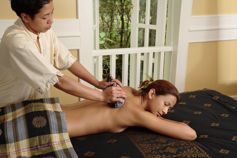 Malay Hot Stone Massage
