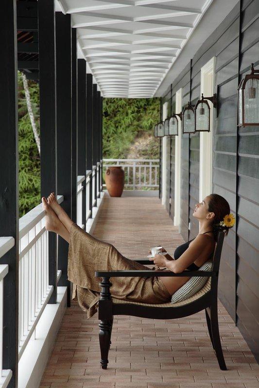 Spa Village Cameron Highlands Balcony
