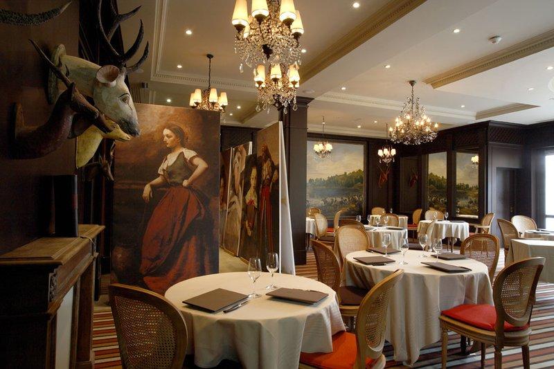 Restaurant Le Corot