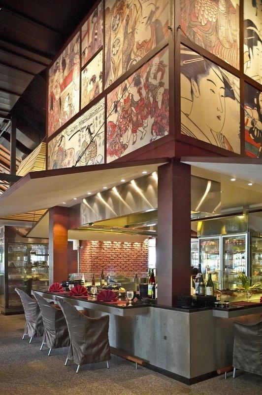 The Japanese Pavilion, Feast Village
