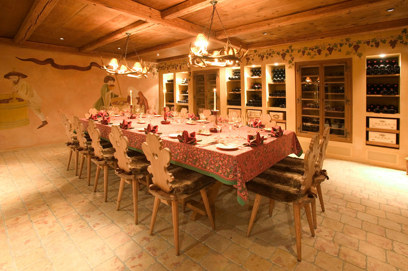 Cantinetta Wine cellar