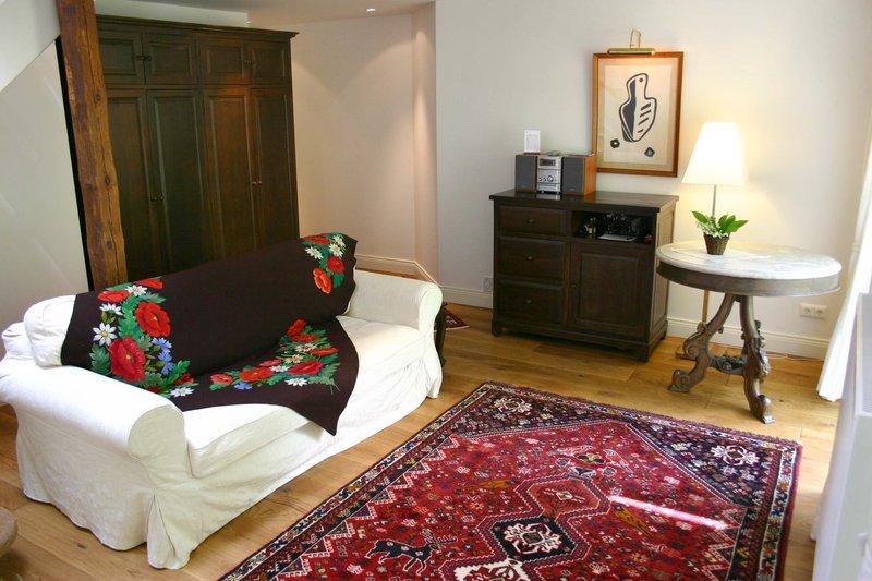 Superior Junior Suite in the Carriage House
