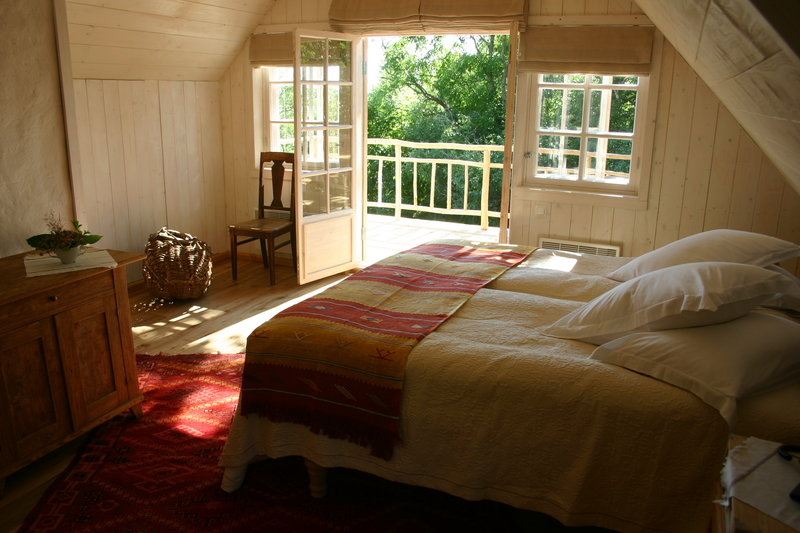 The Private Farm House - Master Bedroom