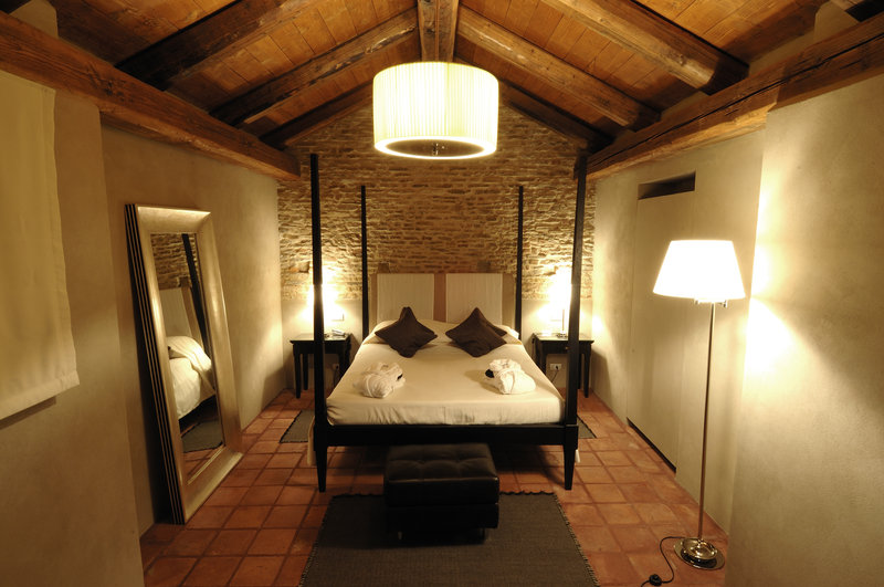 San Luigi Chapel Suite - Bedroom