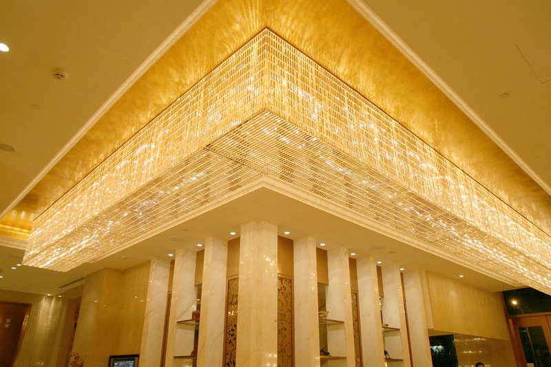 Level One L-Size Chandelier