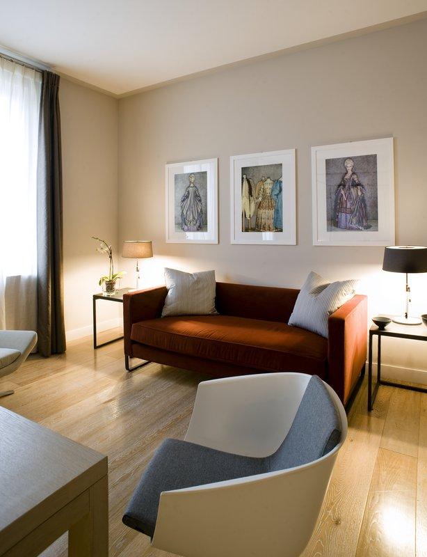 Junior Suite Design