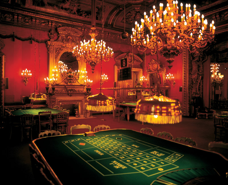 Beautiful Baden-Baden Casino