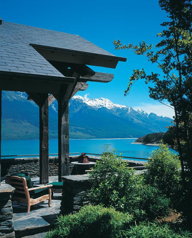 Lodge Suite Balcony