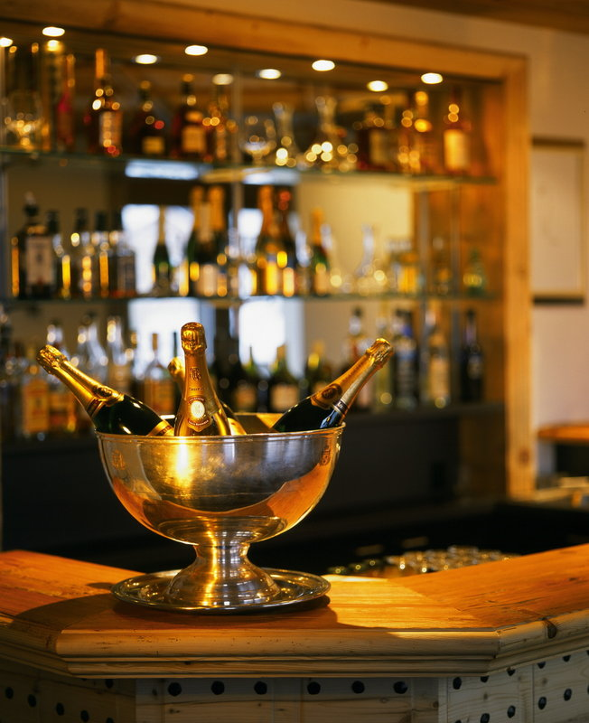 Caprice's bar