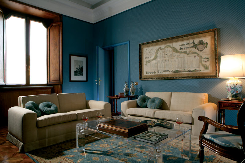 Suite Regola - Sitting Room
