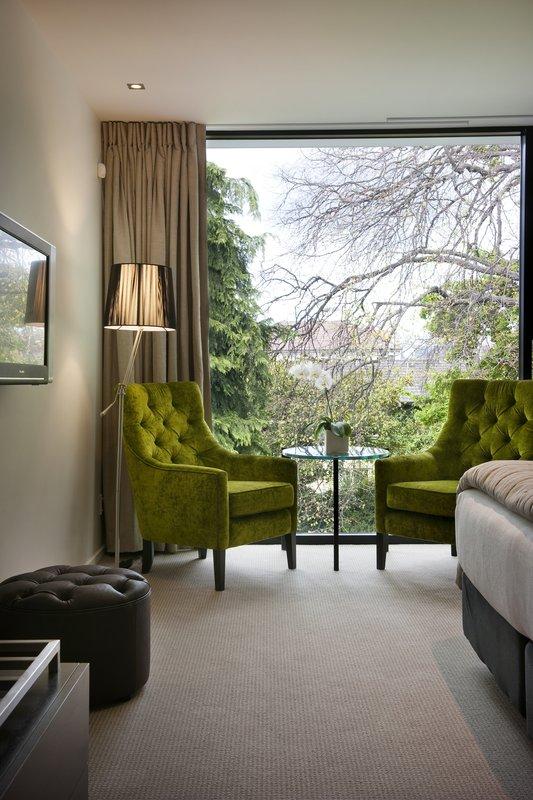 Premium Executive Room Garden View