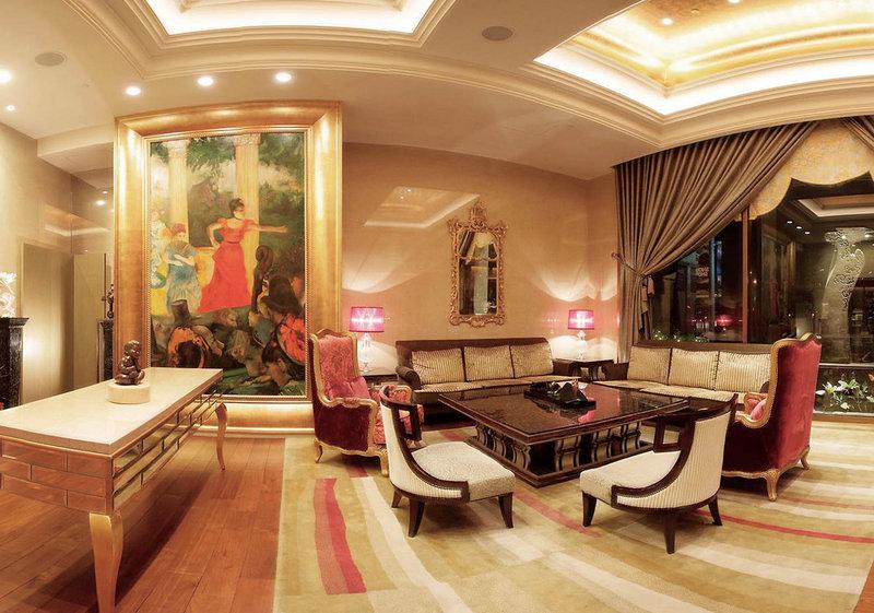 Level 1 Residence Lounge