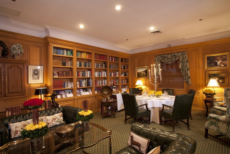 The Library Private Dinner