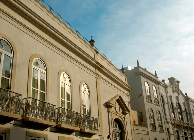 Fachada Hotel Da Estrela