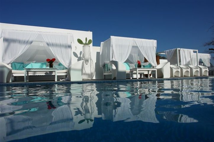 Aressana Pool Beds