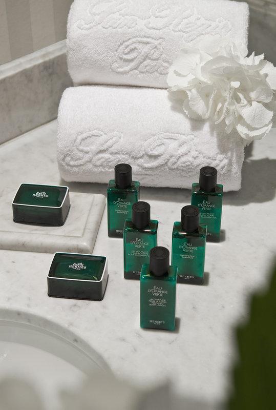 Bathroom Hermès Amenities