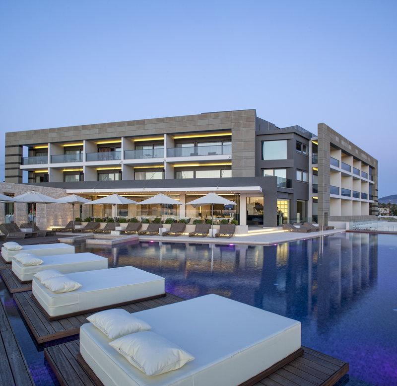 The Aqua Pool
